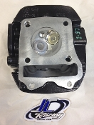 Port / Flow Honda Grom / Monkey 125 Cylinder Head